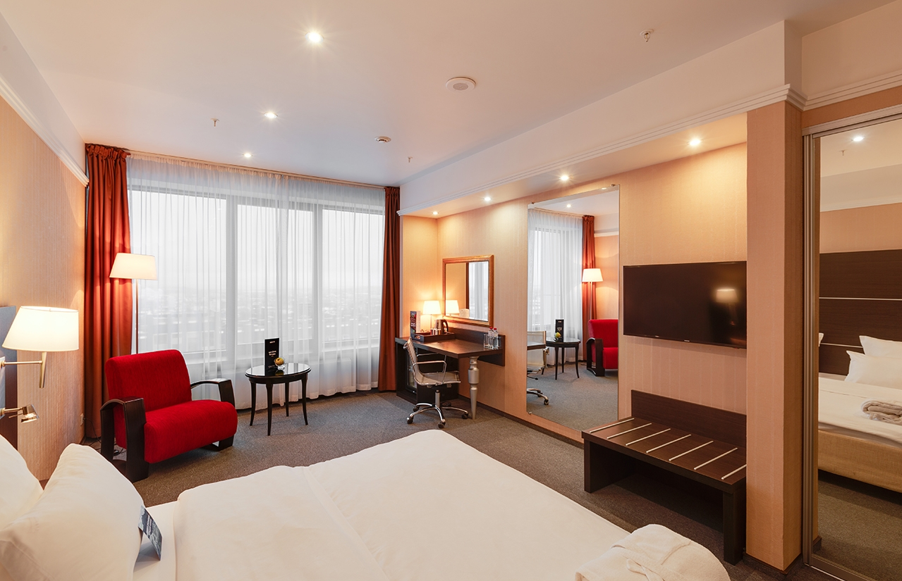 Business Friendly Room